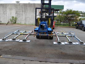 Vaclift - Forklift Composite Panel lifter   - picture2' - Click to enlarge