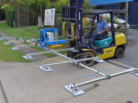 Vaclift - Forklift Composite Panel lifter   - picture3' - Click to enlarge