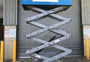 Genie USED 19FT SCISSOR LIFT