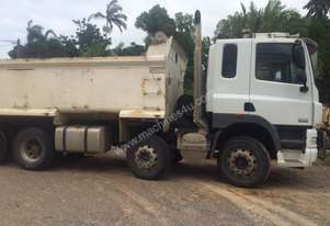 Daf 2009   Twin Steer Tipper