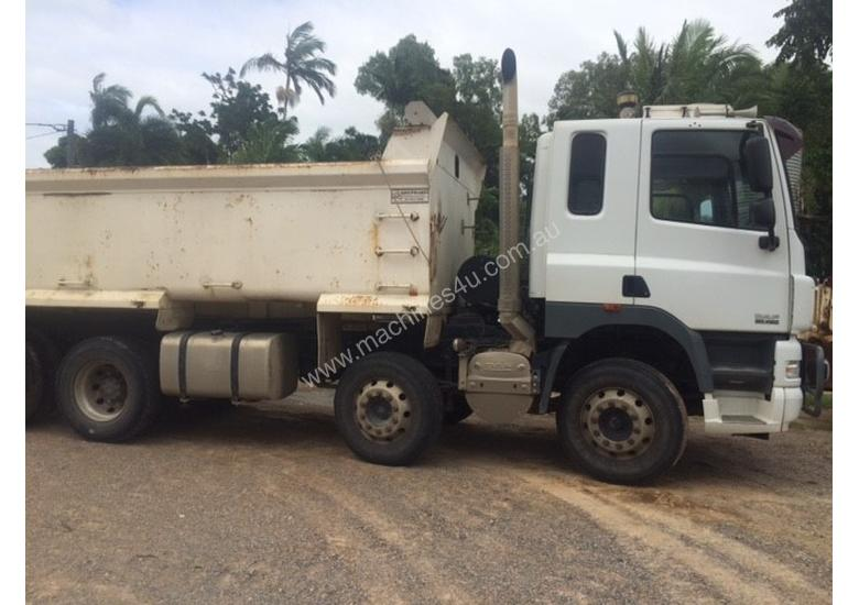 Daf Twin Steer Tipper 2009