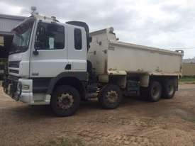 Daf Twin Steer Tipper 2009 - picture2' - Click to enlarge
