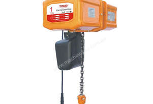 1 Tonne 6 meter Electric Chain Hoist