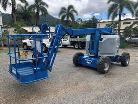 2006 Genie Z34 - 22 Articulating Boom EWP 4WD - picture0' - Click to enlarge