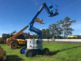 2006 Genie Z34 - 22 Articulating Boom EWP 4WD - picture8' - Click to enlarge