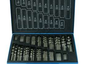 D126 Metric Precision HSS Drill Set - 170 Pieces Ø1 - Ø10mm 0.5mm Increments - picture3' - Click to enlarge