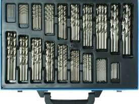D126 Metric Precision HSS Drill Set - 170 Pieces Ø1 - Ø10mm 0.5mm Increments - picture0' - Click to enlarge