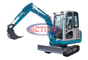 Active Machinery Sunward Excavator – SWE17