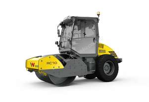 Wacker Neuson RC70 Single Drum Soil Compactor