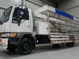 Hino FC Ranger 5 Tray Truck - picture0' - Click to enlarge