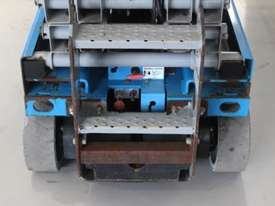 Scissor Lift  - 19' (7.79m) Narrow Electric  - picture7' - Click to enlarge