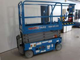 Scissor Lift  - 19' (7.79m) Narrow Electric  - picture5' - Click to enlarge
