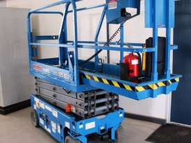Scissor Lift  - 19' (7.79m) Narrow Electric  - picture6' - Click to enlarge