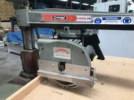 Radial arm saw Maggi  - picture0' - Click to enlarge