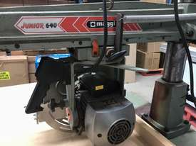Radial arm saw Maggi  - picture2' - Click to enlarge