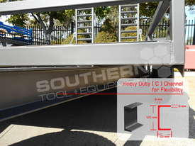 PLANT TRAILERS 4.5 TON 1860 x 4000mm Floor ATTPT - picture3' - Click to enlarge