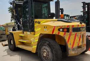Used Yale 16 Tonne Forklift with sideshifting fork positioner for sale