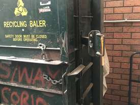 Recycling Baler - picture2' - Click to enlarge