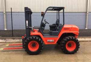 3T All-Terrain Forklift - $450 Per Week Rental Special