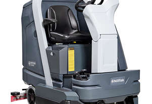 Nilfisk SC6000 1050D Ride On Scrubber Dryer (Disc)