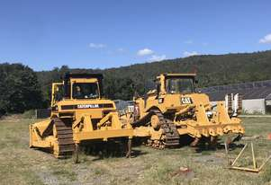 Caterpillar Dozer and Compactor Hire