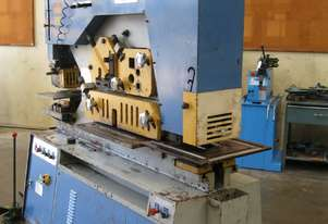 CMT 90 Ton Double Cylinder Punch and Shear