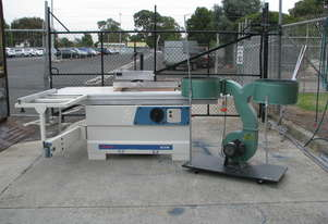 Panel Table Saw with Dust Extractor - SCM Minimax SC4W