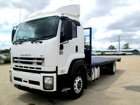 Isuzu FXD 1000 Tray Truck - picture0' - Click to enlarge