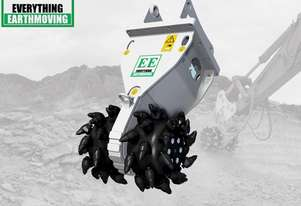 EE-DC15 Rock Grinder to suit excavators 9 to 16 tonnes