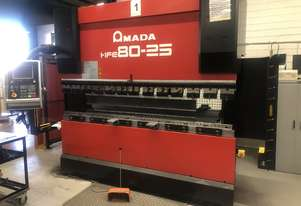 Amada HFE 8025 Press Brake in Awesome Condition