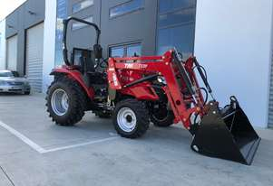 TYM T413 Tractor with 4in1 FEL - HST - TYM Sale on Now!