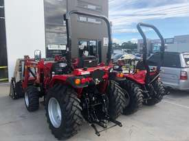 TYM T413 Tractor with 4in1 Front end Loader - Yanmar Engine - Hydrostatic Transmission - picture3' - Click to enlarge