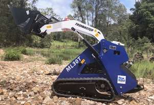 Mini Skid Steer Loader - TASKMASTER DIRT BOSS 30hp Yanmar Diesel Engine