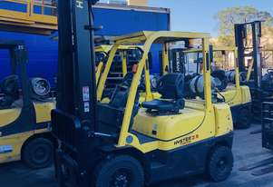 Hyster 2.5t counterbalanced forklift