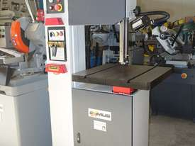 Variable Speed Vertical Metal Bandsaw - picture3' - Click to enlarge