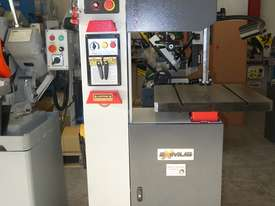 Vertical Metal Bandsaw - picture2' - Click to enlarge