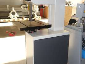 Vertical Metal Bandsaw - picture4' - Click to enlarge