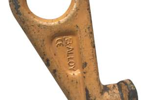 Beaver Container Lifting Hook B-Alloy G80 Left Hand 45° 12.5 Ton