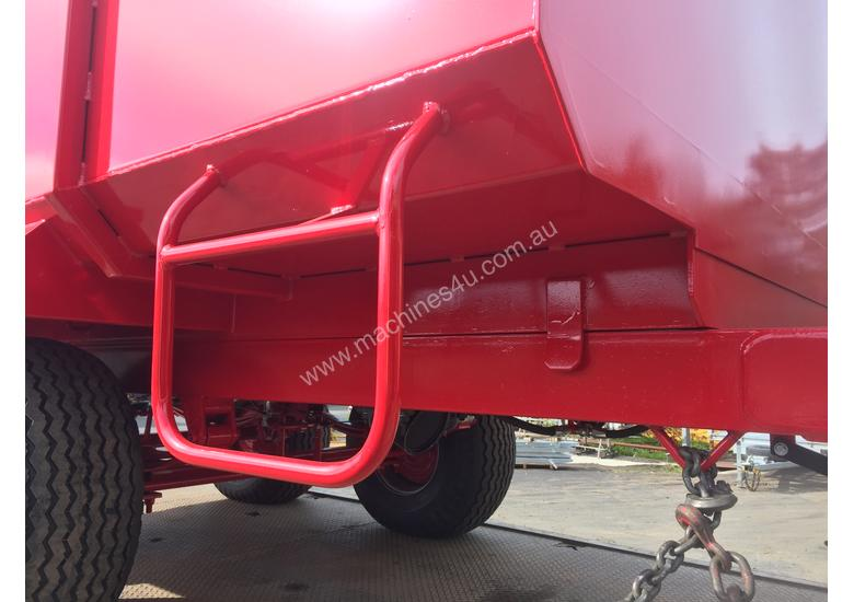 10.0-Tonne Farm Tipper Trailer