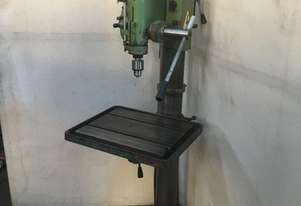 Hafco Pedestal Drill with Fwd/Rev tapping foot switch