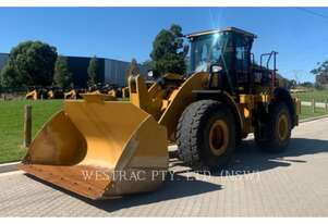 CATERPILLAR 962M Wheel Loaders integrated Toolcarriers