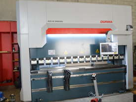 2019 DURMA AD-S 4-axis 3,050mm x 220Ton  CNC Press Brake - picture0' - Click to enlarge