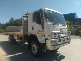 Isuzu FTS800 - picture0' - Click to enlarge