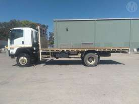 Isuzu FTS800 - picture2' - Click to enlarge