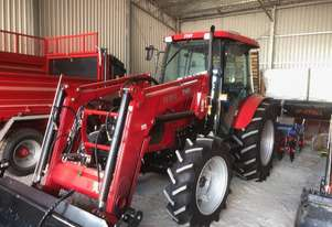TYM T723 4WD 74hp Tractor CAB/AIR SHUTTLE