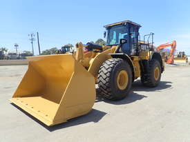 2018 Caterpillar 972M Wheel Loader - picture0' - Click to enlarge