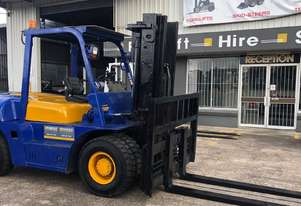 Brilliant 7.0T Diesel Forklift For Sale!