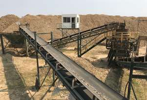 SECONDARY CRUSHING & AGGREGATE SCREENING PLANT