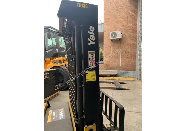 Electric Walkie Stackers For Sale