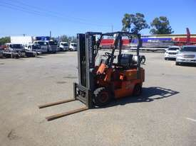 Circa 1992 Nissan J01A18U Container Mast 1.8 Tonne LPG Forklift (GA1259) - picture0' - Click to enlarge